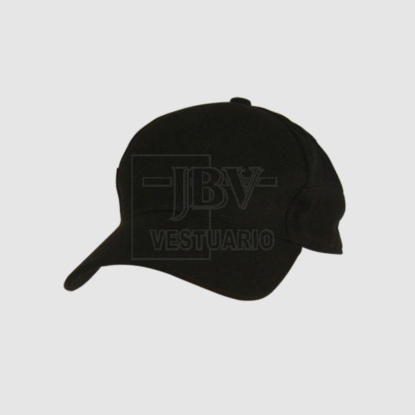 Gorra beísbol negra