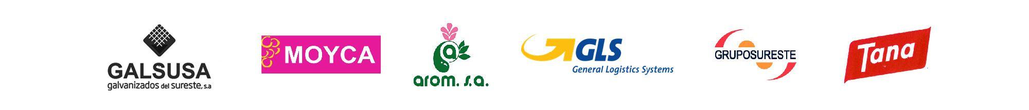 Logos de clientes Jb Vestuario