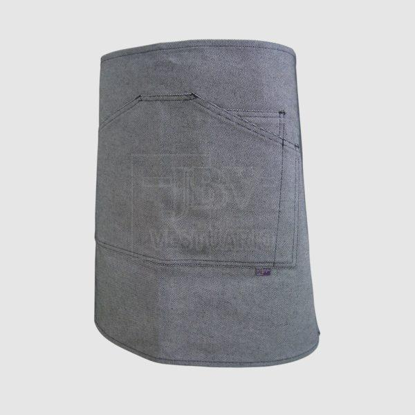 Delantal cintura de 45 cm