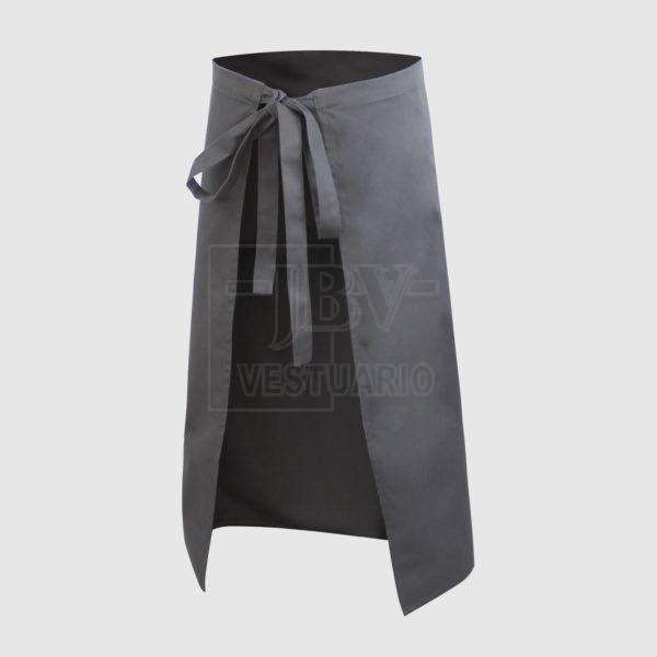 Delantal cintura 80 cm espalda