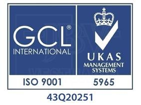Certificado GCL International UKAS