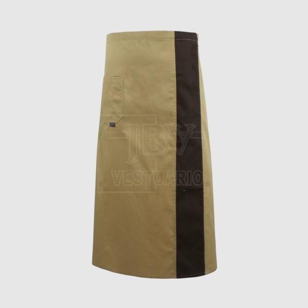 Delantal cintura 80cm