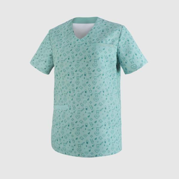 camisola medico delantero